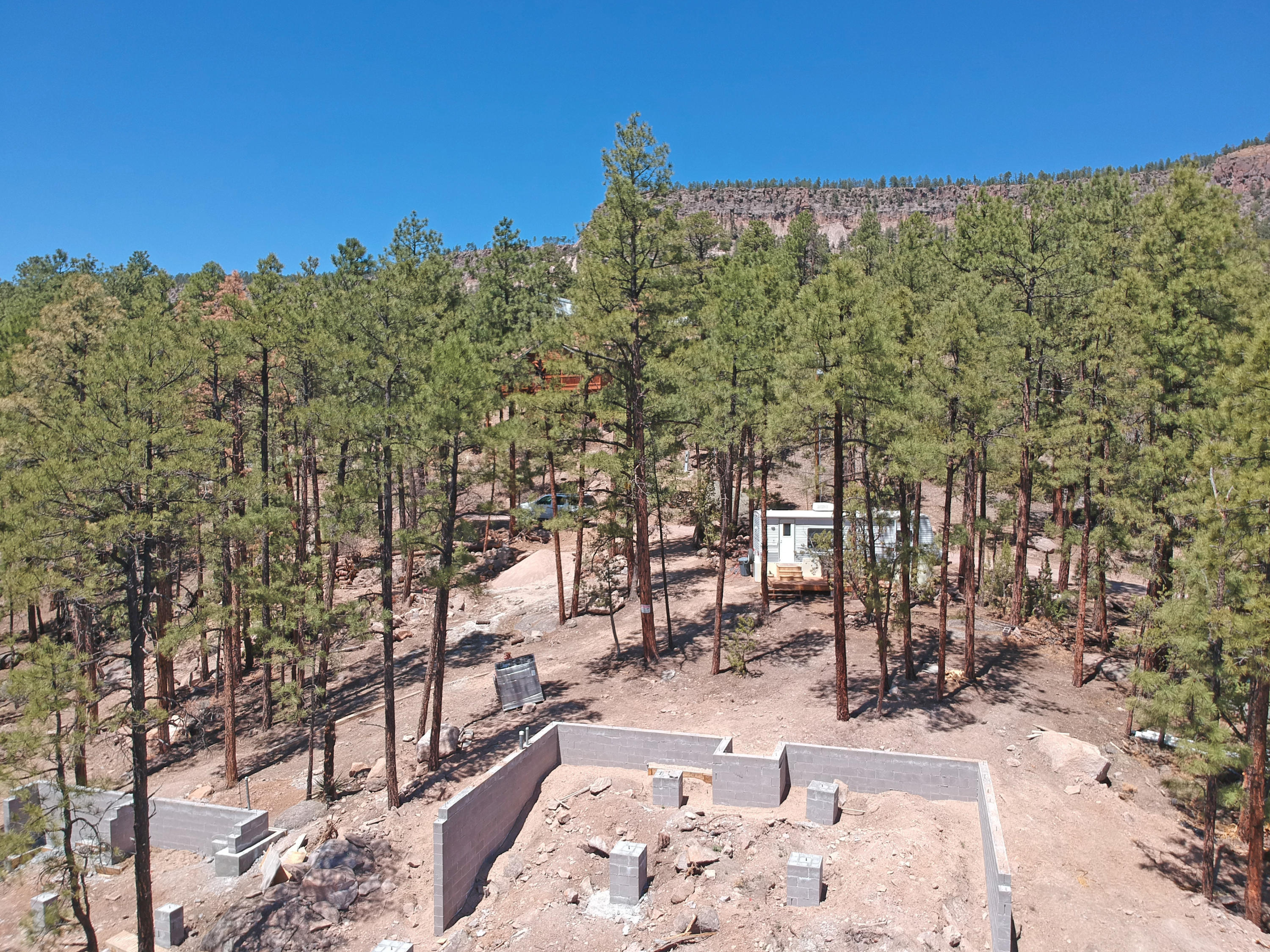 1600 Ponderosa Drive Property Photo - Jemez Springs, NM real estate listing