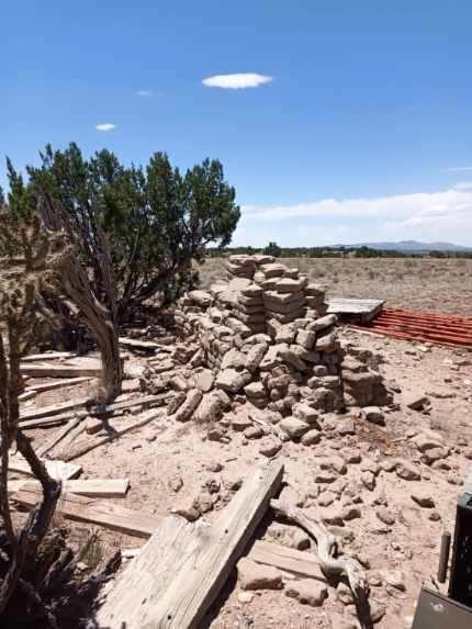 Silver Water Lane Property Photo - Mountainair, NM real estate listing
