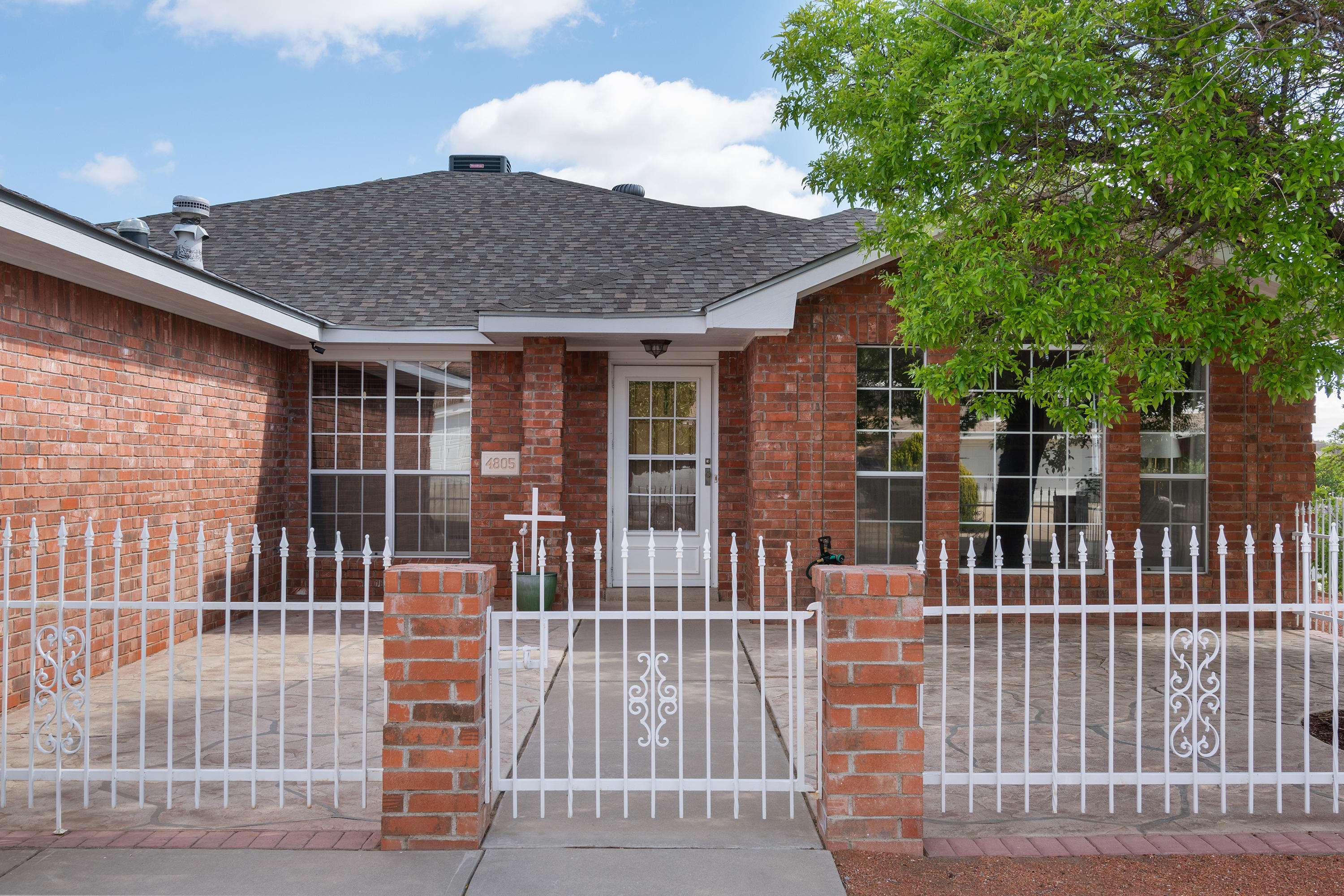 4805 SAM BRATTON Avenue NW Property Photo - Albuquerque, NM real estate listing