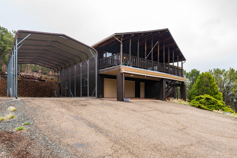26 THOMPSON Road Property Photo - Cedar Crest, NM real estate listing