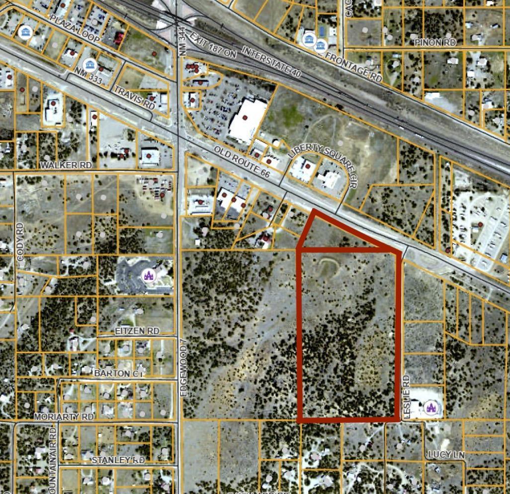 0 Old U.S. 66 Property Photo - Edgewood, NM real estate listing