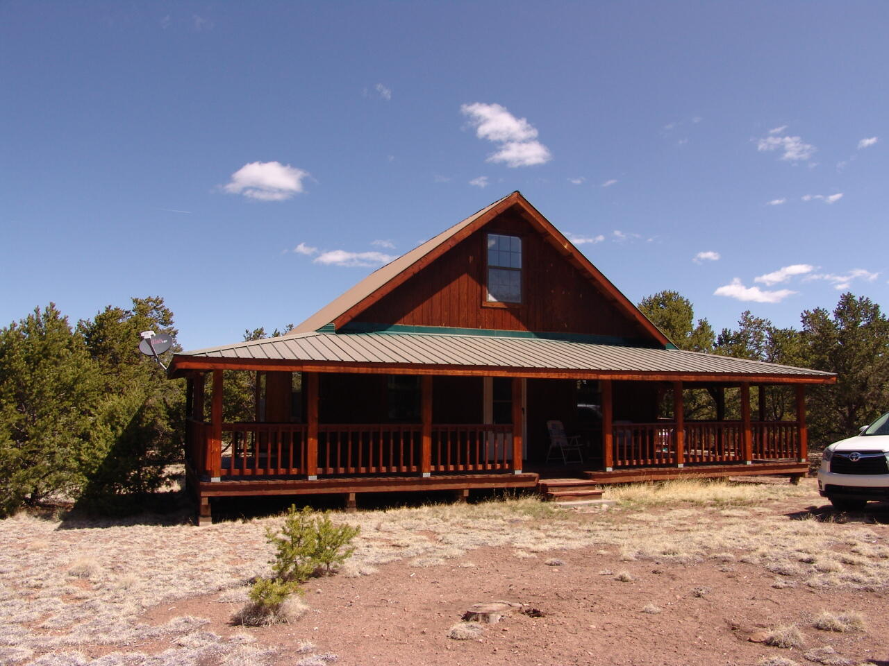 47 HORSE PEAK Trail #IV Property Photo - Datil, NM real estate listing