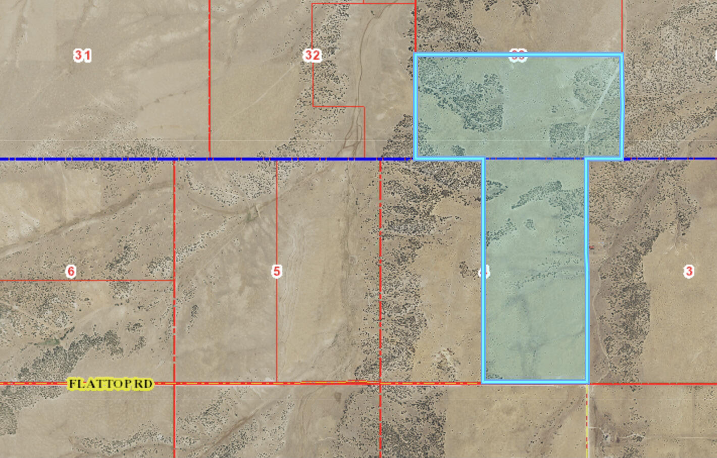 Flattop Road Property Photo