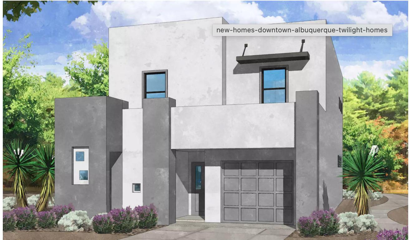223 SAN CLEMENTE Avenue NW Property Photo - Albuquerque, NM real estate listing