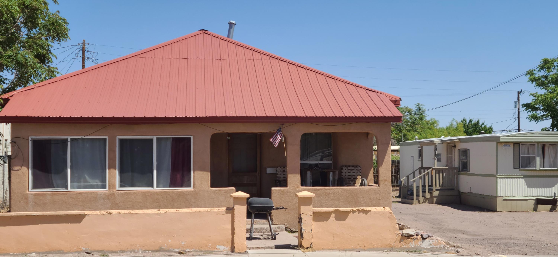 313 Fisher #A-B Property Photo - Socorro, NM real estate listing