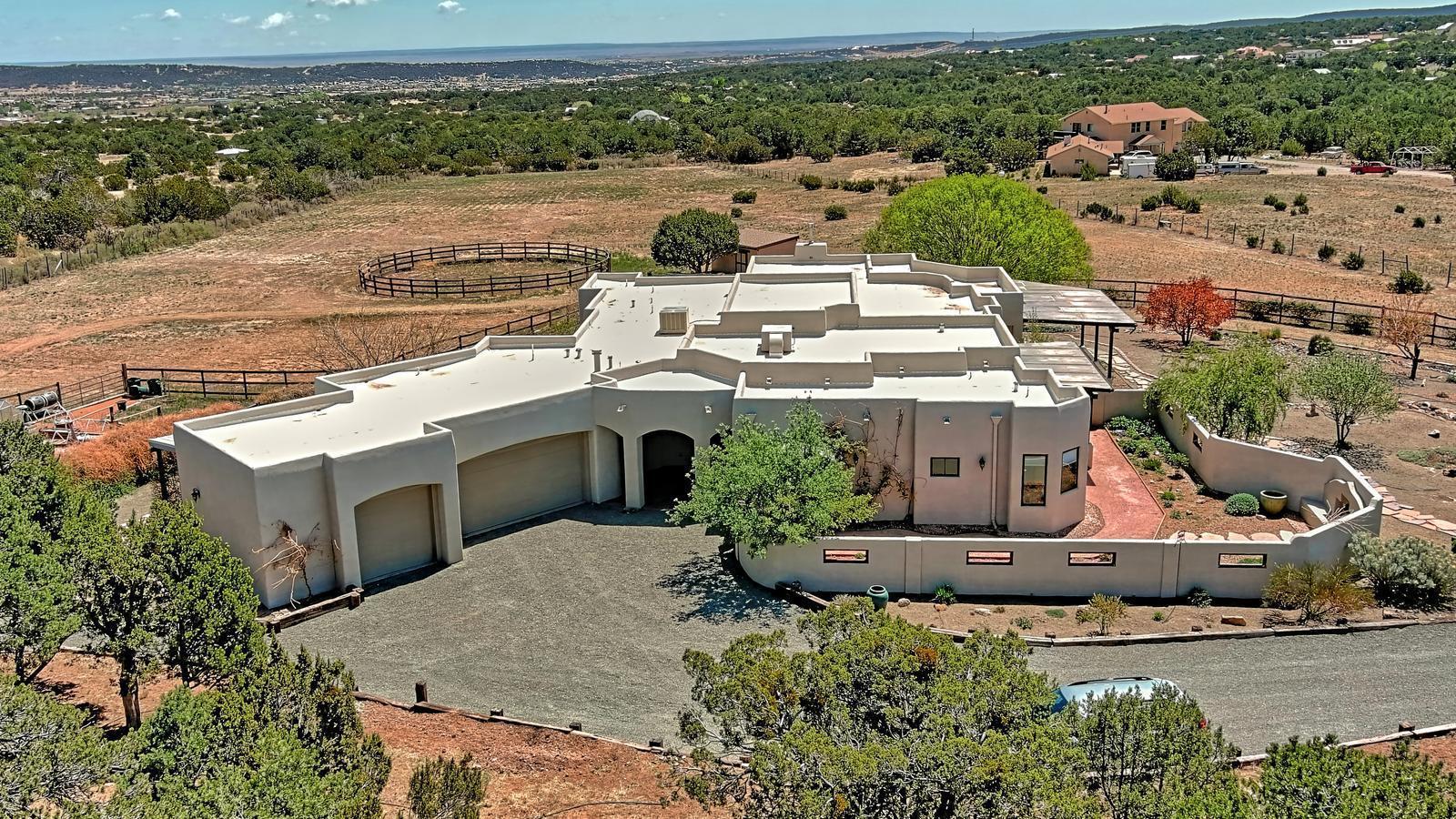 399 SEDILLO Road Property Photo - Tijeras, NM real estate listing
