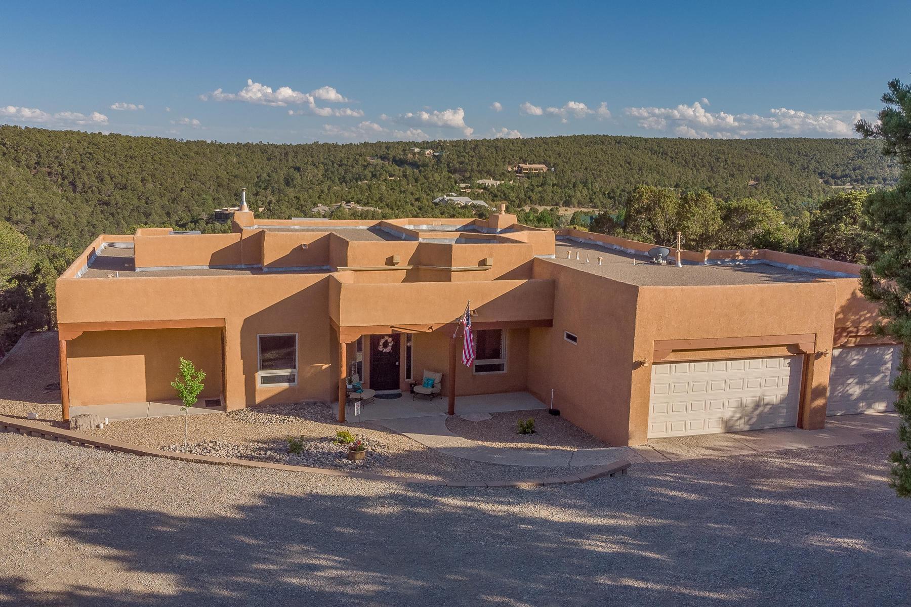 35 RANCHO VERDE Property Photo - Tijeras, NM real estate listing