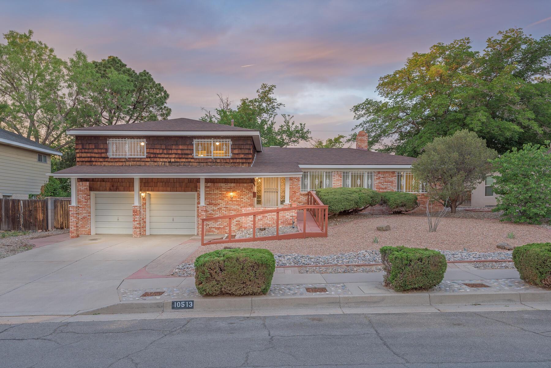 10513 San Gabriel Road Ne Property Photo 1