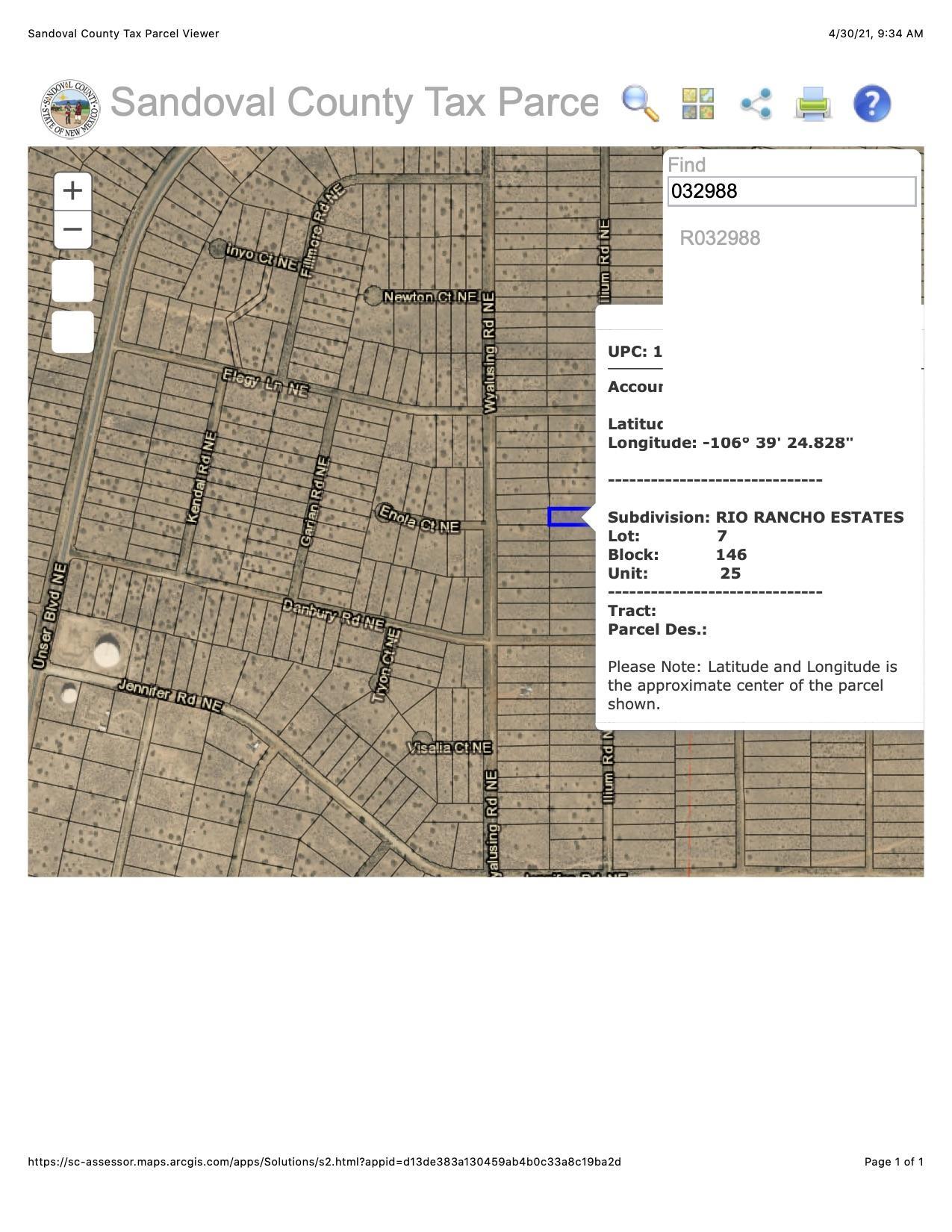 Unit 25, Block 146, Lot 7 Property Photo