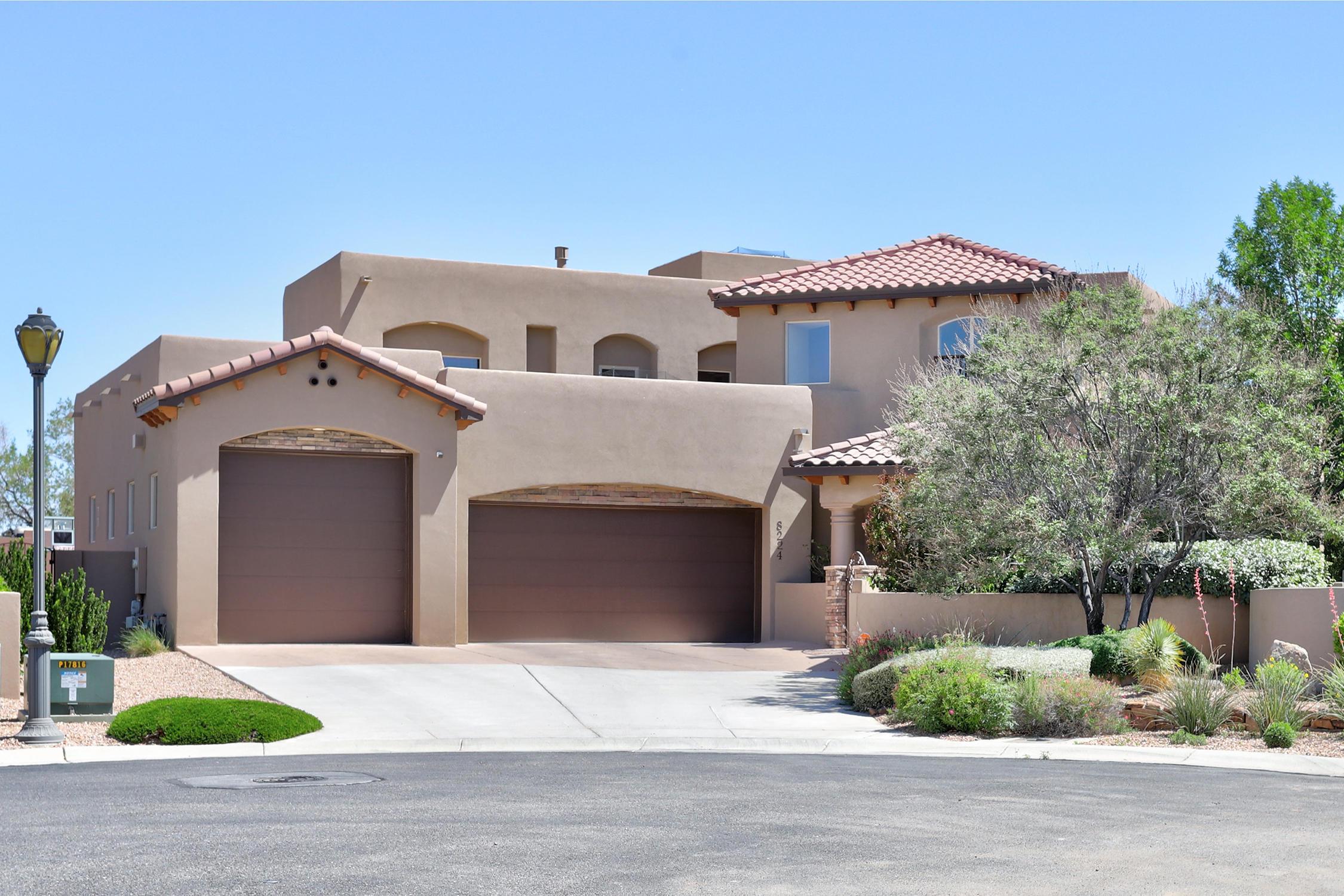 8224 Desert Aster Lane Ne Property Photo 1