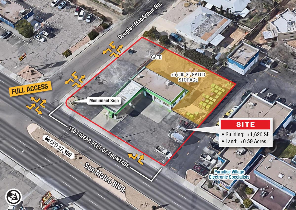 4201 San Mateo Boulevard Ne Property Photo