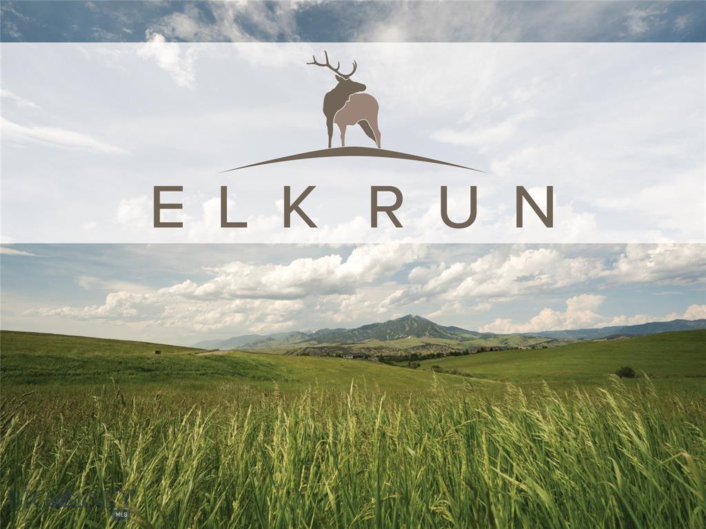 Tract 3A Elk Run Property Photo - Bozeman, MT real estate listing