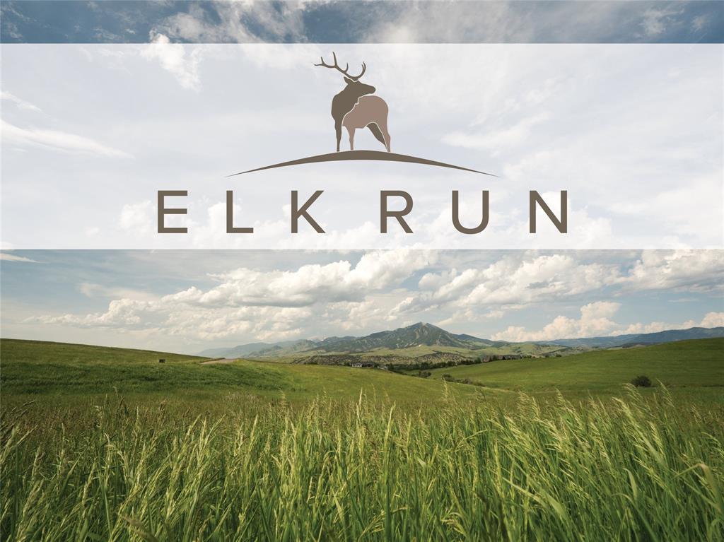 Tract 8A Elk Run Property Photo - Bozeman, MT real estate listing