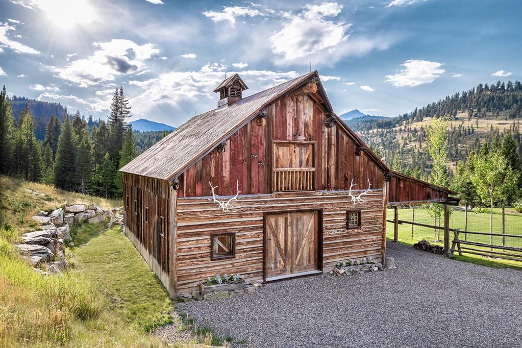Tract 9, 595 Ousel Falls View Road Property Photo - Big Sky, MT real estate listing