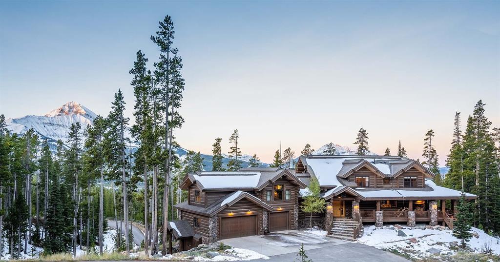 80 Timber Ridge Road, Big Sky, MT 59716 - Big Sky, MT real estate listing