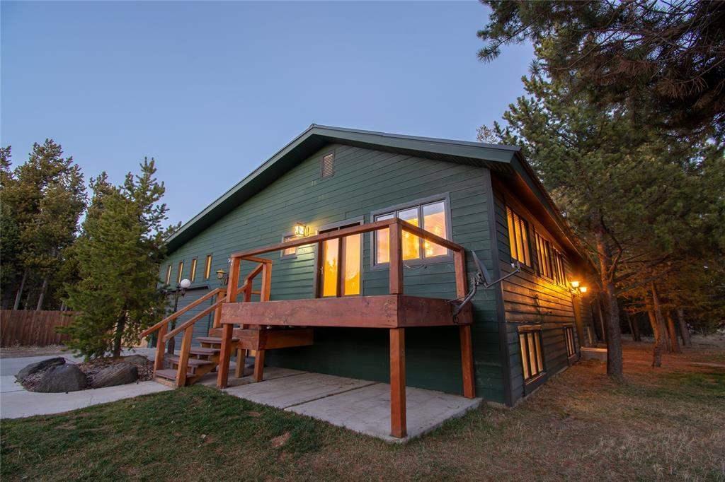 701 Sylvan Circle, West Yellowstone, MT 59758 - West Yellowstone, MT real estate listing