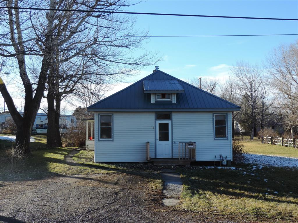 16 N Park St. Reed Point, Other, MT 59069 - Other, MT real estate listing