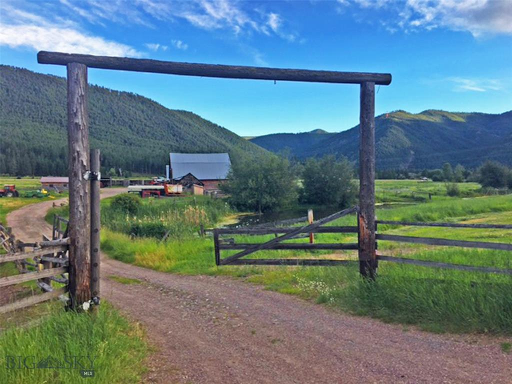 24210 Bonita Ranger Station Road, Clinton, MT 59825 - Clinton, MT real estate listing