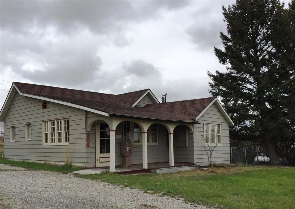 306 Main, White Sulphur Springs, MT 59645 - White Sulphur Springs, MT real estate listing