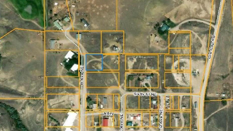 NHN B Avenue NE Property Photo - Harlowton, MT real estate listing