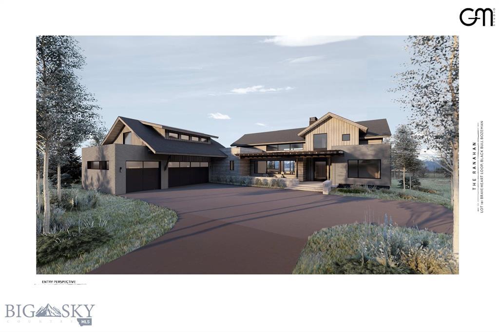Lot 181 Braveheart Loop, Bozeman, MT 59718 - Bozeman, MT real estate listing