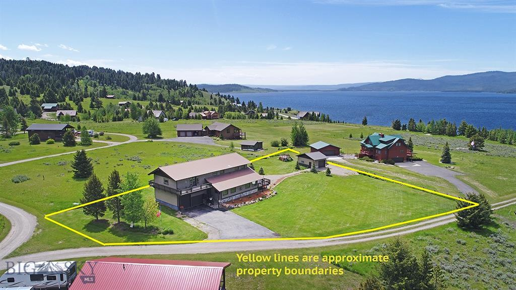 375 Lakeview Loop Road, West Yellowstone, MT 59758 - West Yellowstone, MT real estate listing