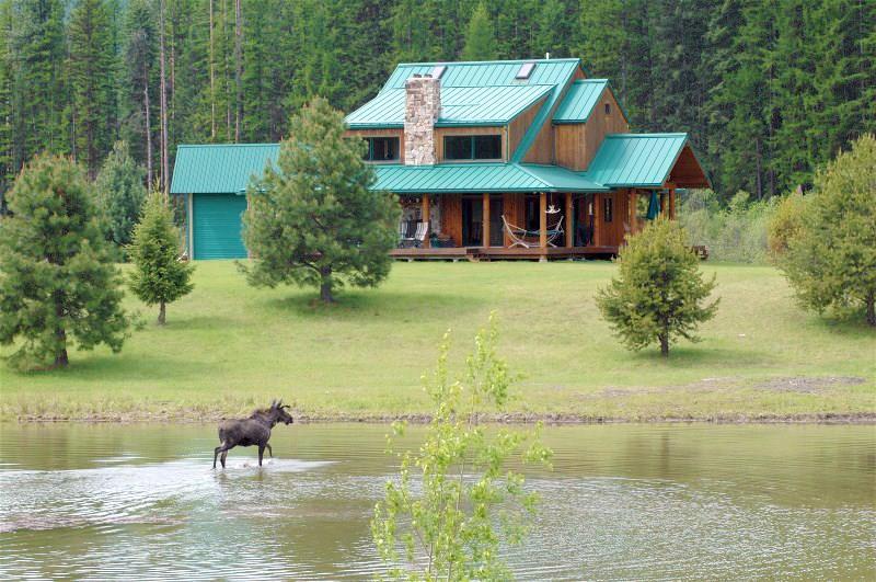 226 Little Beaver Creek Road, Trout Creek, MT 59874 - Trout Creek, MT real estate listing