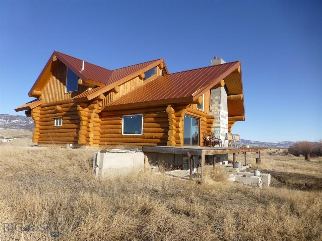 96 MT 2 Highway Property Photo - Whitehall, MT real estate listing