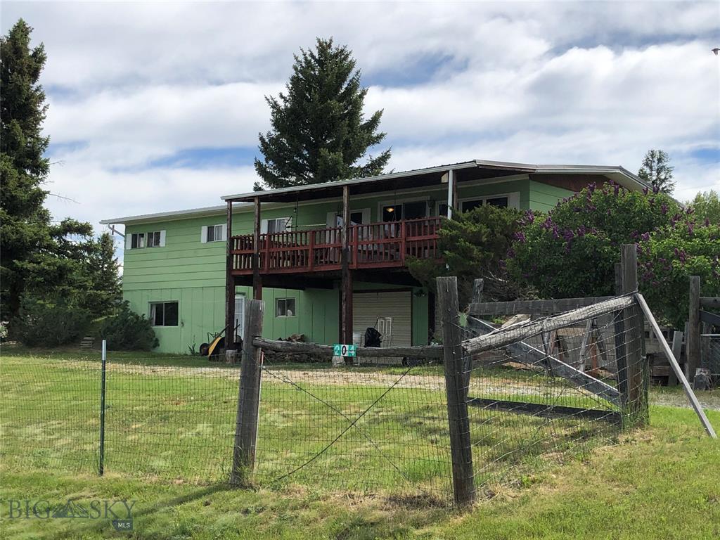 204 Park, Clyde Park, MT 59018 - Clyde Park, MT real estate listing