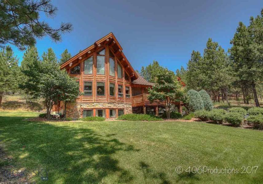 4126 Spring Hill Road, Helena, MT 59601 - Helena, MT real estate listing