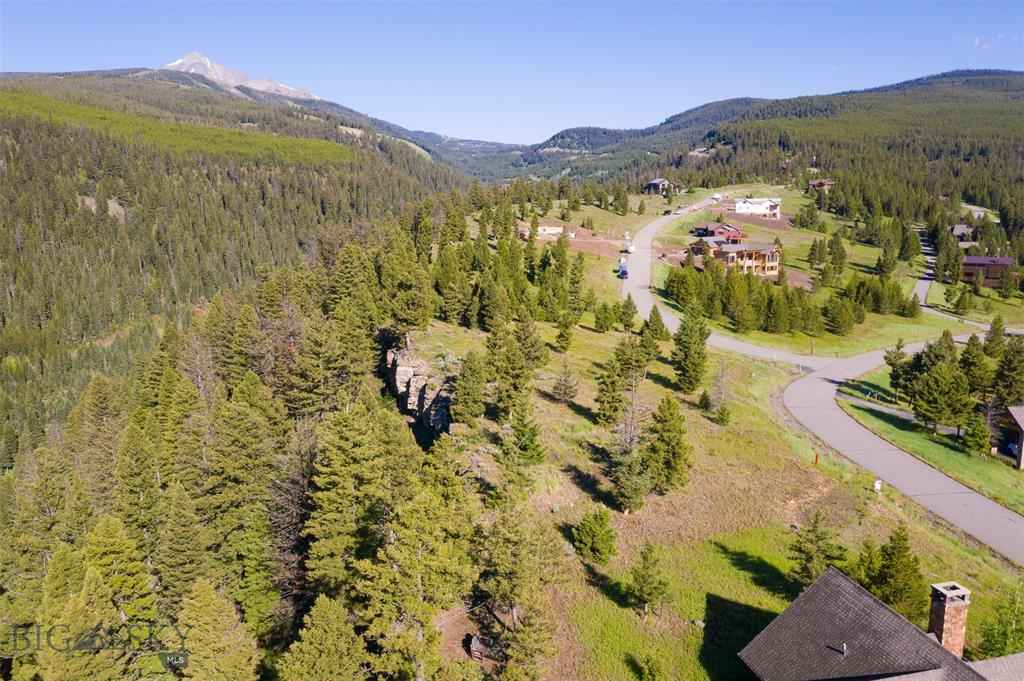 TBD ANTLER RIDGE LOT 135 Road Property Photo - Big Sky, MT real estate listing