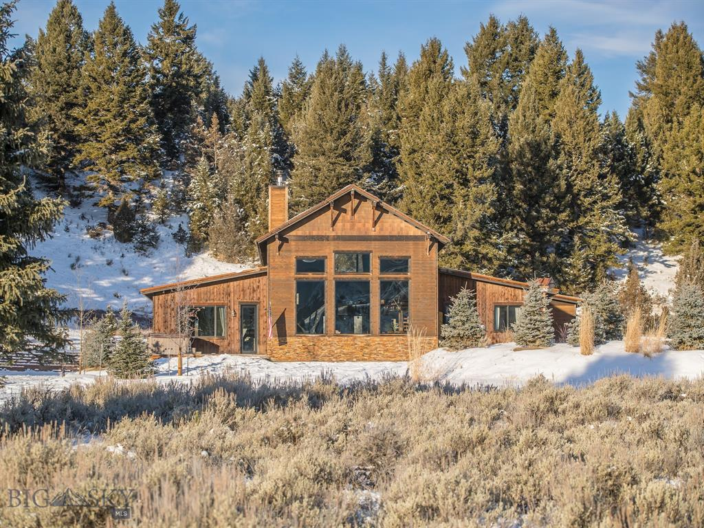 287 Windy Pass Trail, Big Sky, MT 59730 - Big Sky, MT real estate listing