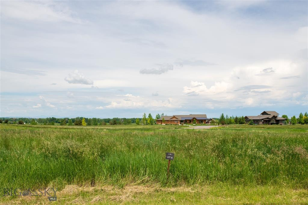 Lot 10 Charger Lane Property Photo - Bozeman, MT real estate listing