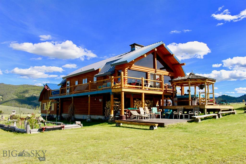 448 Red Fox Road, Wise River, MT 59762 - Wise River, MT real estate listing