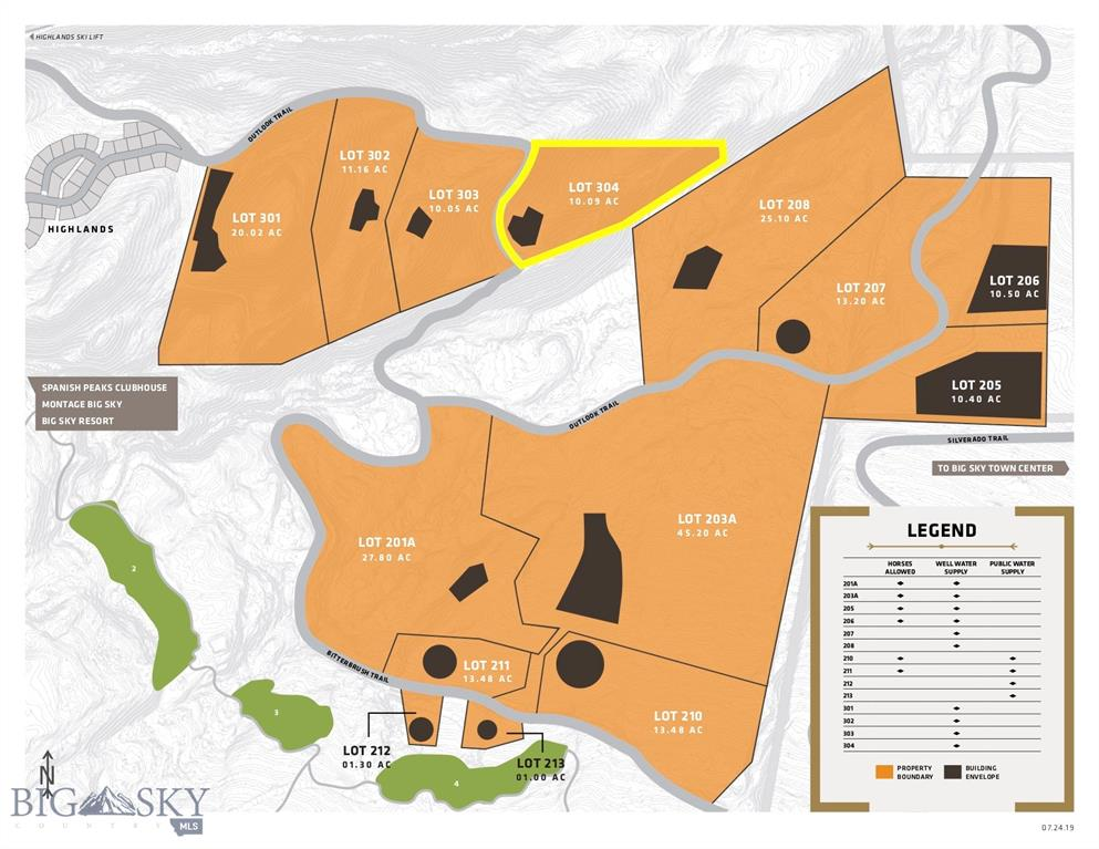 Lot 304 Outlook Trail, Big Sky, MT 59716 - Big Sky, MT real estate listing
