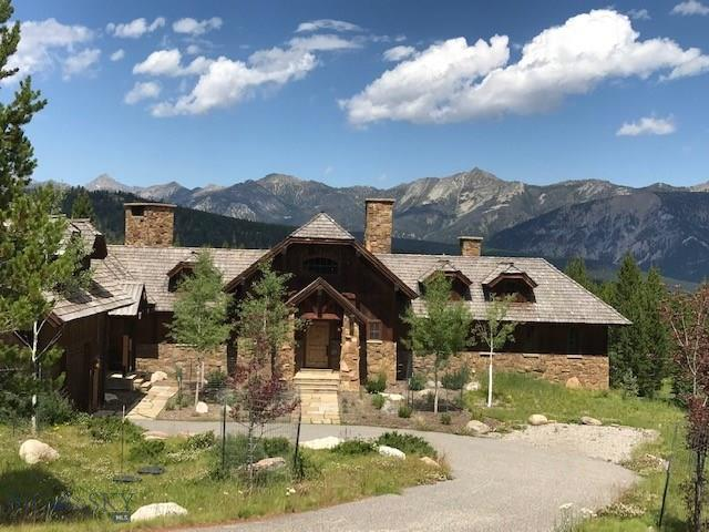 854 Elk Meadow Trail Property Photo - Big Sky, MT real estate listing