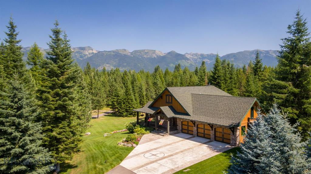 350 Old Paint Trail, Bigfork, MT 59911 - Bigfork, MT real estate listing