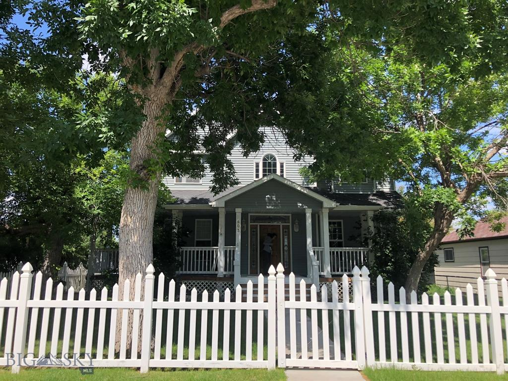 603 2nd Avenue, Fairfield, MT 59436 - Fairfield, MT real estate listing