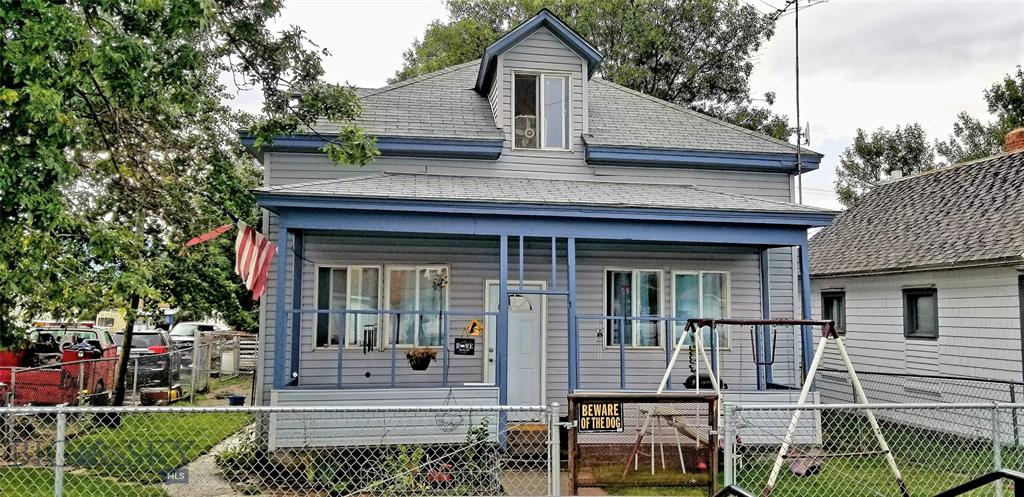 114 Main, Deer Lodge, MT 59722 - Deer Lodge, MT real estate listing