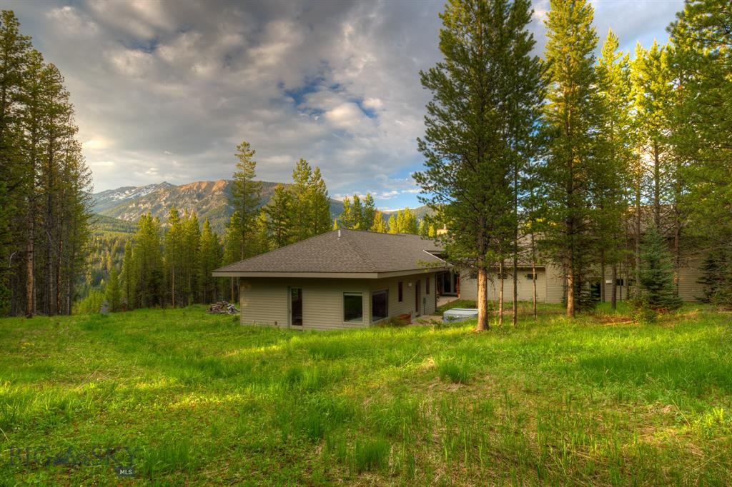 214 W Pine Cone Terrace Property Photo - Big Sky, MT real estate listing