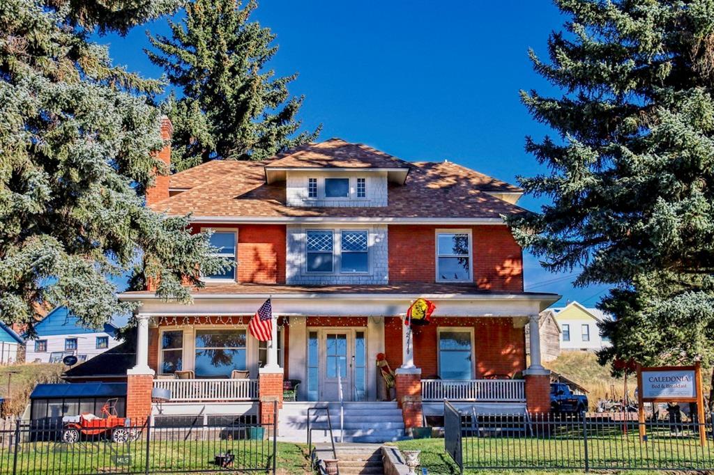 211 Broadway Street, Philipsburg, MT 59858 - Philipsburg, MT real estate listing