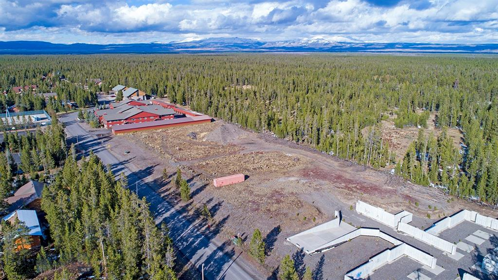 TBD Electric Street Property Photo - West Yellowstone, MT real estate listing