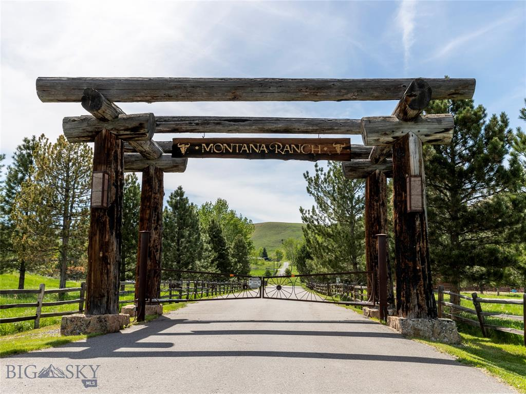 TBD Montana Ranch Trail Property Photo - Gallatin Gateway, MT real estate listing