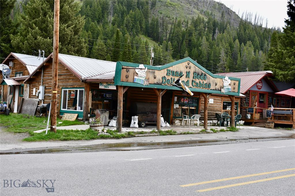 104 Eaton Street Property Photo - Cooke City, MT real estate listing