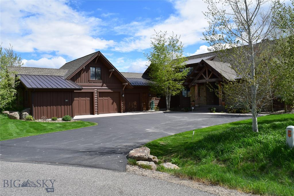 54 Charger Lane Property Photo - Bozeman, MT real estate listing
