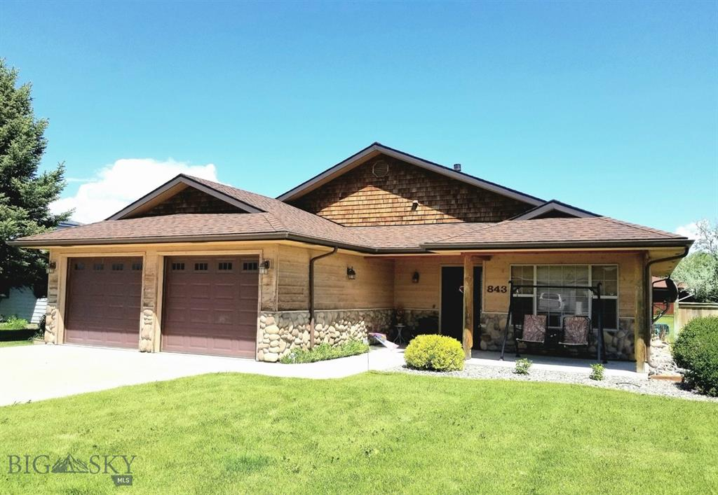 843 Mirza Way Property Photo - Ennis, MT real estate listing