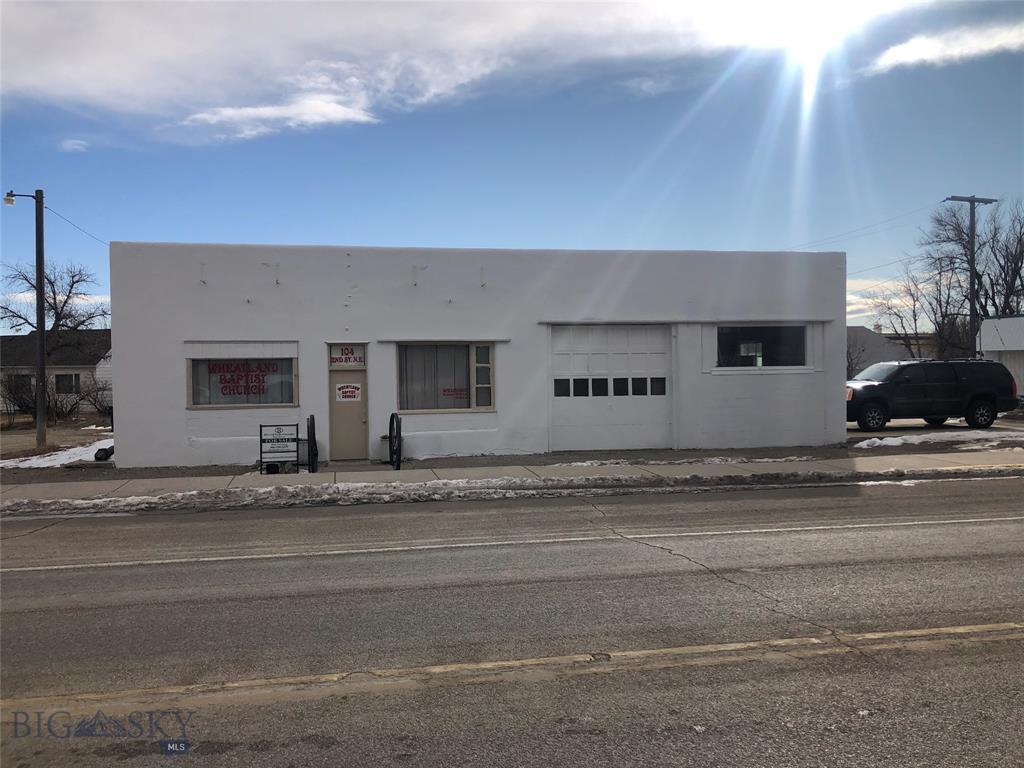104 Second ST NE, Harlowton, MT 59036 - Harlowton, MT real estate listing