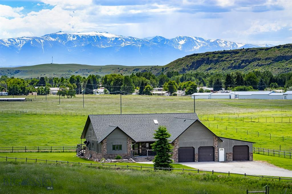 3379 Highway 78 Property Photo - Columbus, MT real estate listing