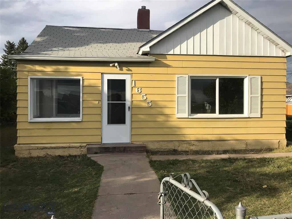 1655 Schley Property Photo - Butte, MT real estate listing