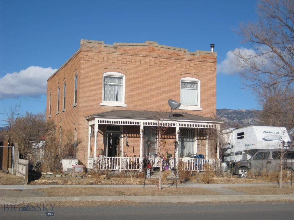 7 1st W Property Photo - Whitehall, MT real estate listing